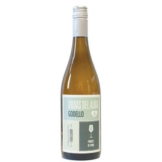 Ondas Del Alma Monterrei Godello - Vin rouge d'Espagne