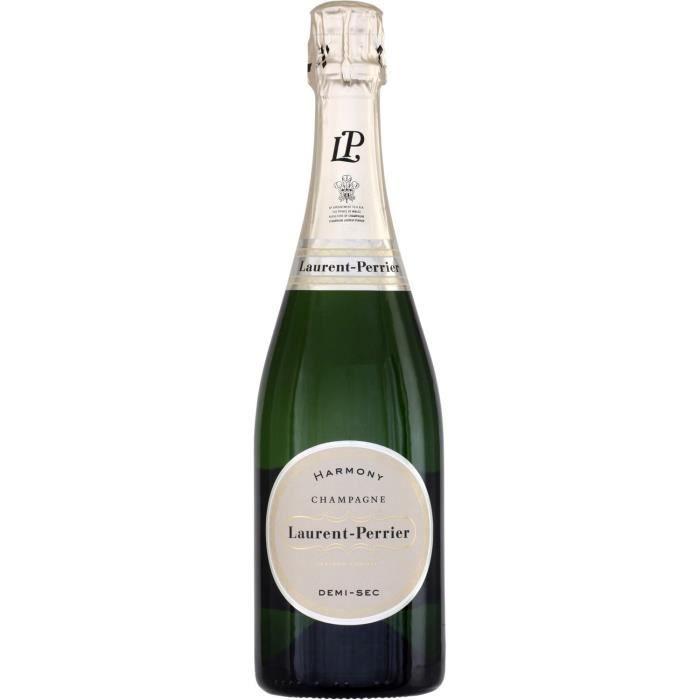 Champagne Laurent Perrier Harmony demi-sec 75 cl