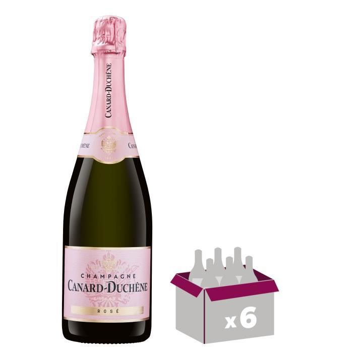 Champagne Canard-Duchêne Rosé