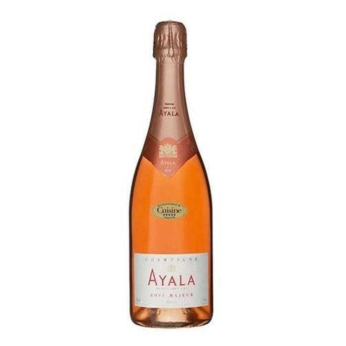 Champagne Ayala Rosé - 75 cl