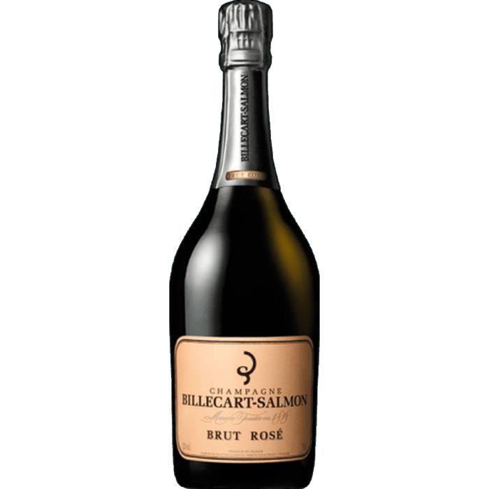 Champagne Billecart-Salmon Brut Rosé - 75 cl