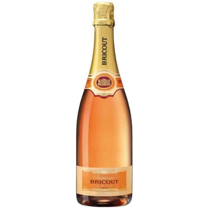 Champagne Bricout Rosé - 75 cl