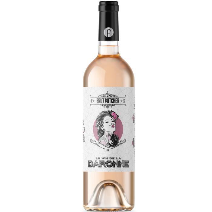 Domaine de Fabrègues Le Vin de la Daronne 2020 Pays d'Oc - Vin rosé de Languedoc