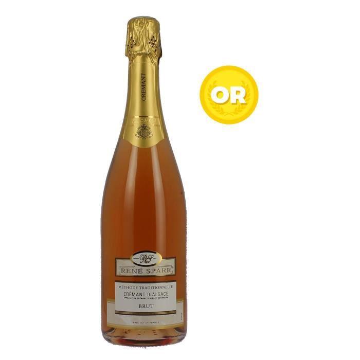 René Sparr - Crémant d'Alsace Rosé