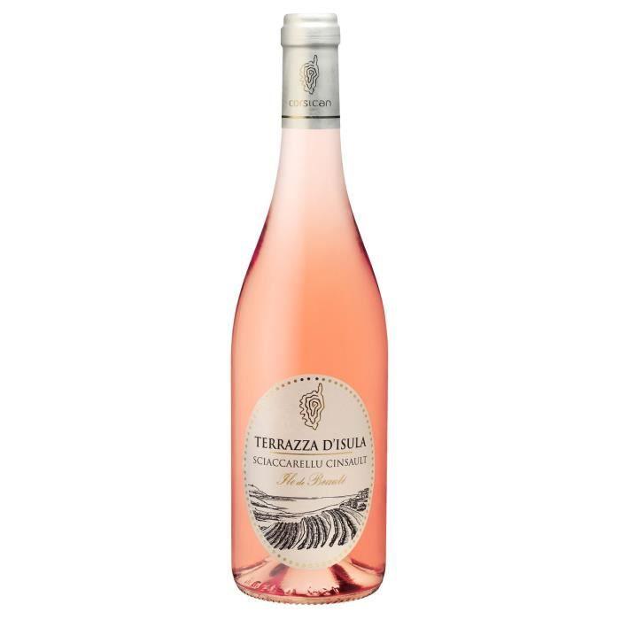 Terrazza d'Isula 2020 Ile de Beauté - Vin rosé de Corse