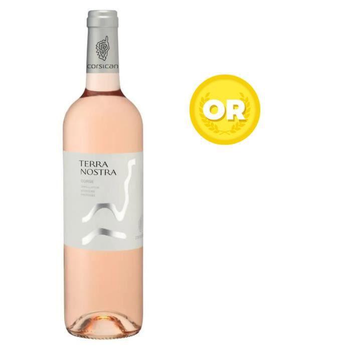Terra Nostra 2020 Corse - Vin rosé de Corse