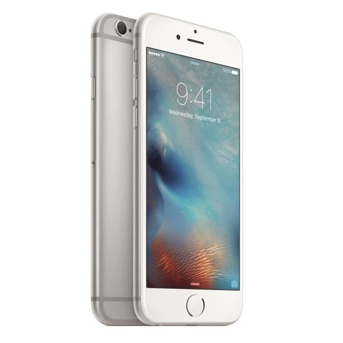 APPLE iPhone 6s Plus 128 Go Silver