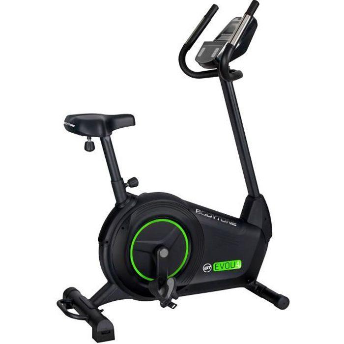 BODYTONE- Vélo Statique Semi Professionnel - Masse d'inertie de 16 kg