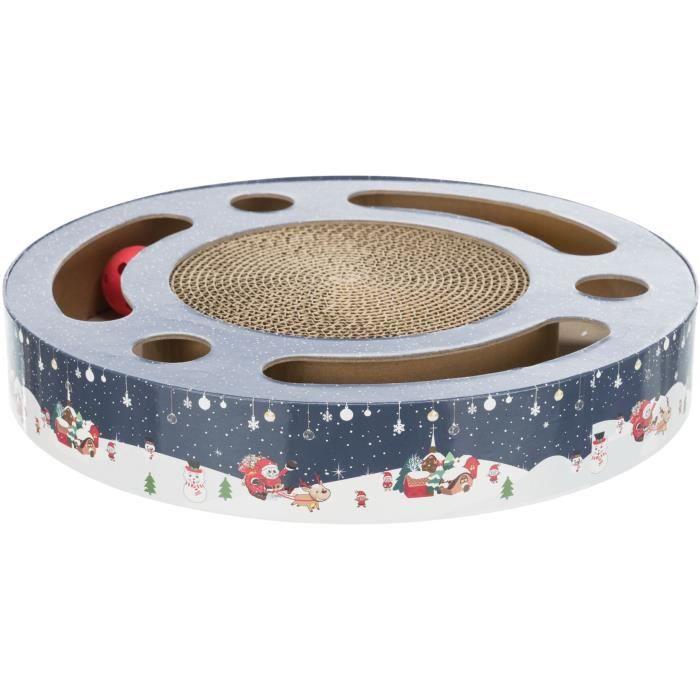 Xmas griffoir tambour avec jouets