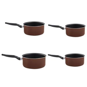 Pack Tefal 4 casseroles brownie