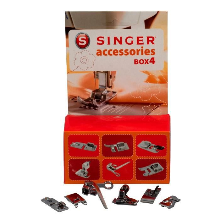 Accessoire Box 4 - Singer