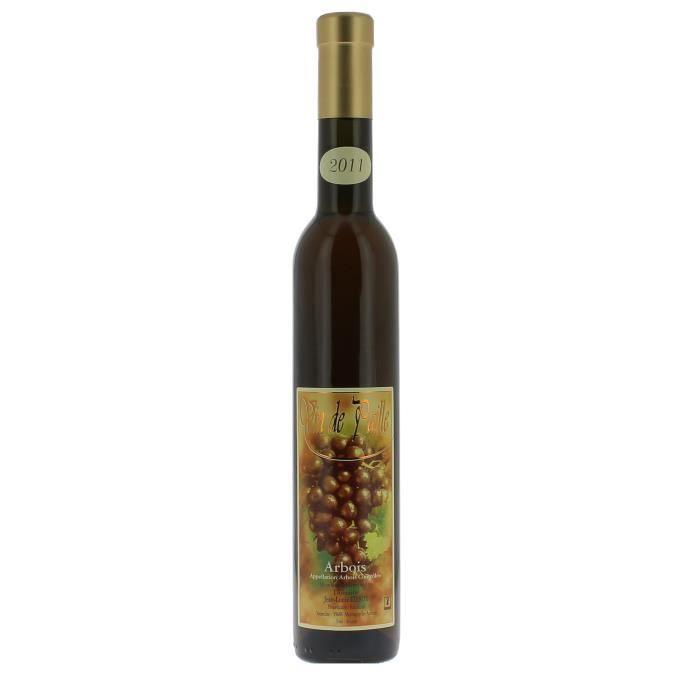 Domaine Tissot 2011 Vin de Paille - Vin blanc du Jura - 37,5 cl