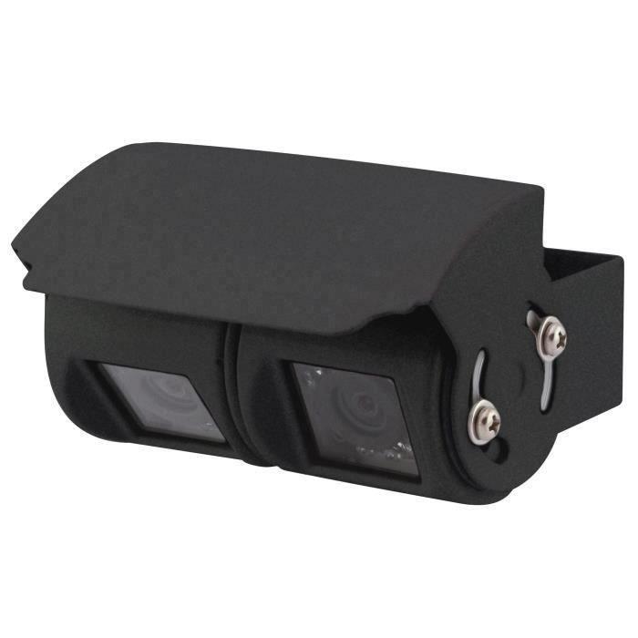 INOVTECH Caméra de recul filaire - Double optique