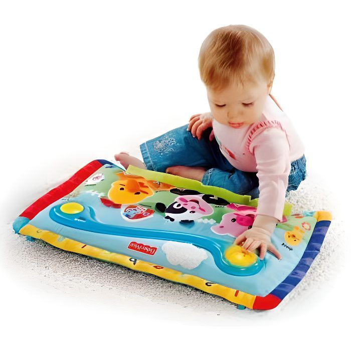 FISHER PRICE Tableau des animaux