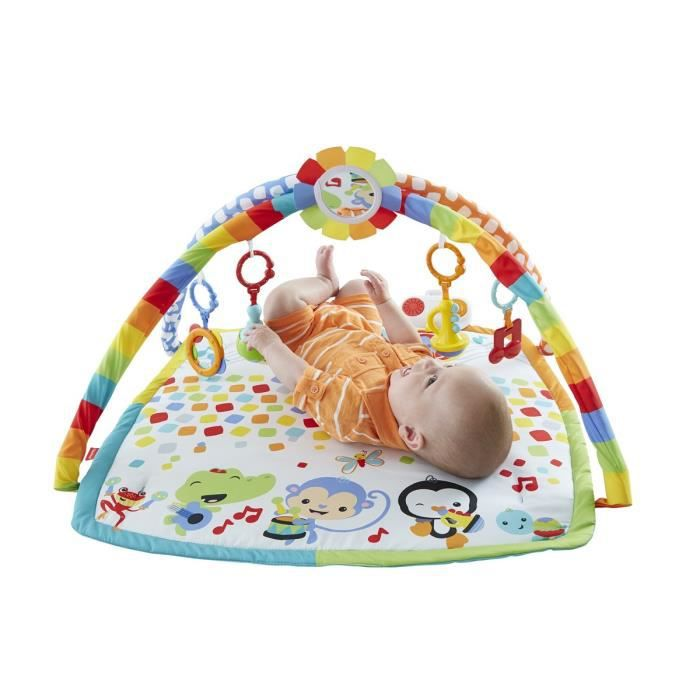 FISHER-PRICE Tapis d'Eveil Musical