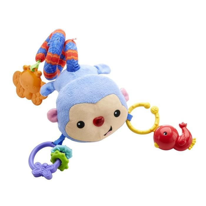 FISHER-PRICE - Singe Balade Rigolo