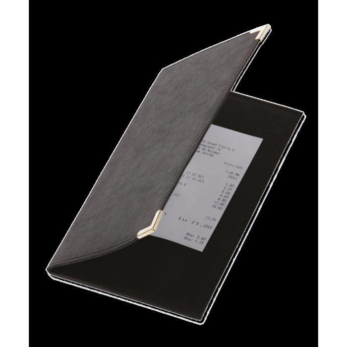 Porte addition noir 23 x 13 cm