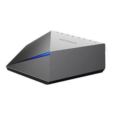 Netgear Nighthawk (Gs808e 100Pes) S8000 Switch Gigabit Gaming et Streaming 8 ports idéal pour les jeux/la Vr/La vidéo Hd 4K