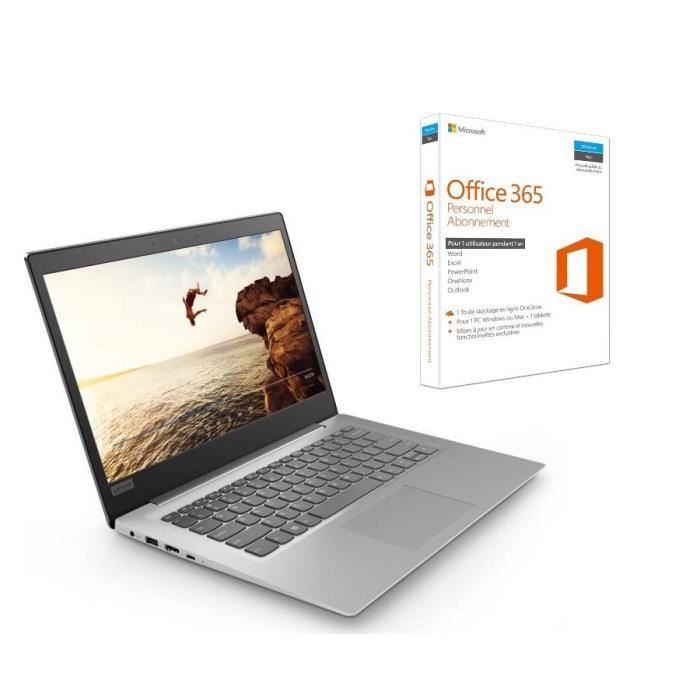 LENOVO PC Portable Ideapad 120S-14IAP 14\