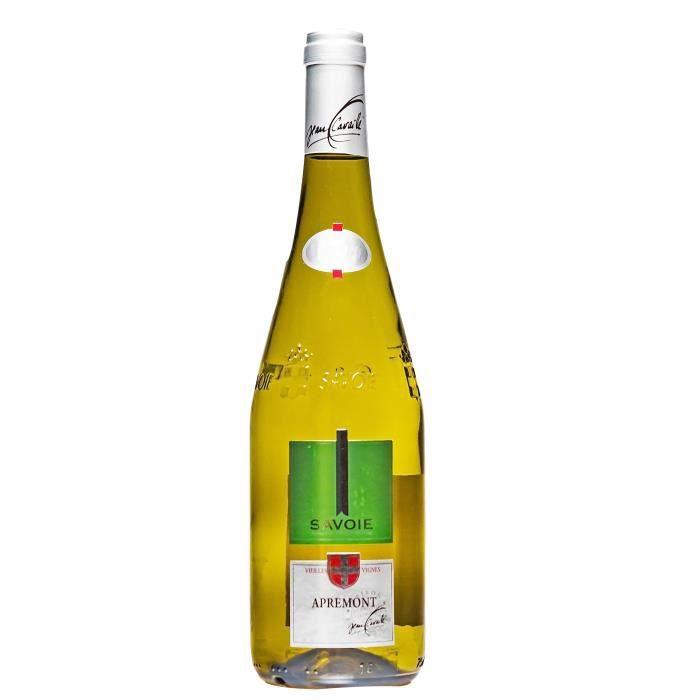 Maison Cavaillé Apremont Vieilles Vignes - Vin Blanc de Savoie