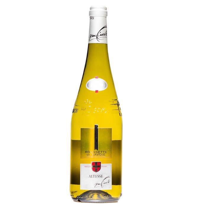 Maison Cavaillé 2018 Roussette Vieilles Vignes - Vin Blanc de Savoie