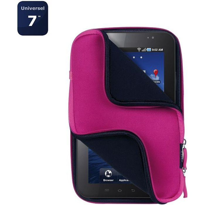 Housse tablette universelle 7\