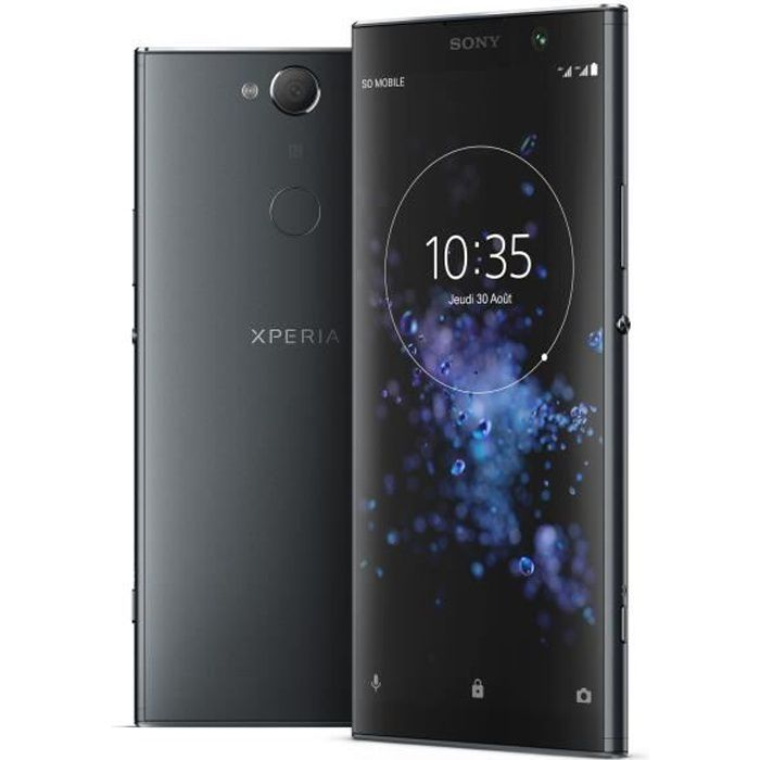 SONY Xperia XA2 Plus Noir