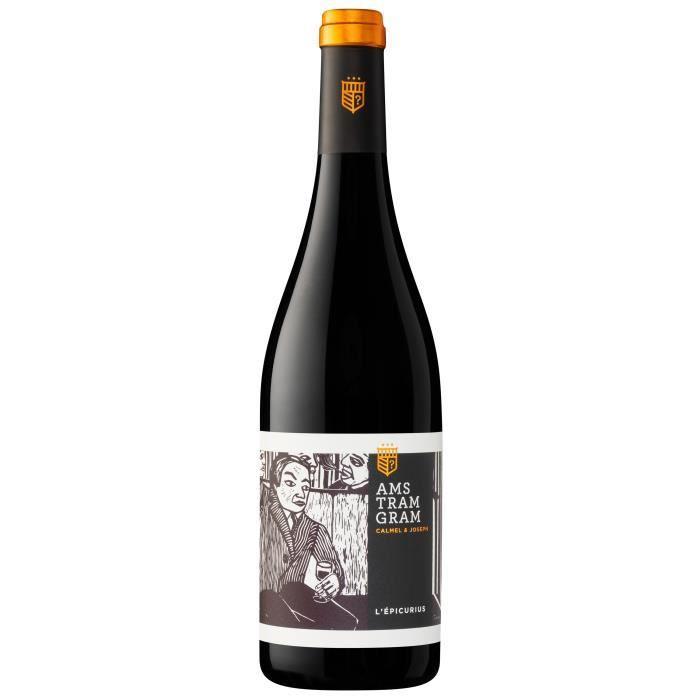 Ams Tram Gram L'épicurius 2019 Pays d'Oc - Vin rouge de Languedoc