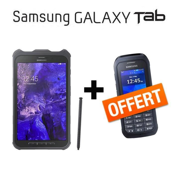 Galaxy Tab Active + Xcover 550