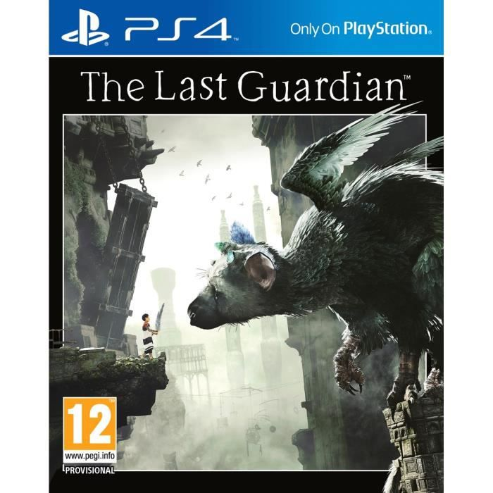 The Last Guardian Jeu PS4