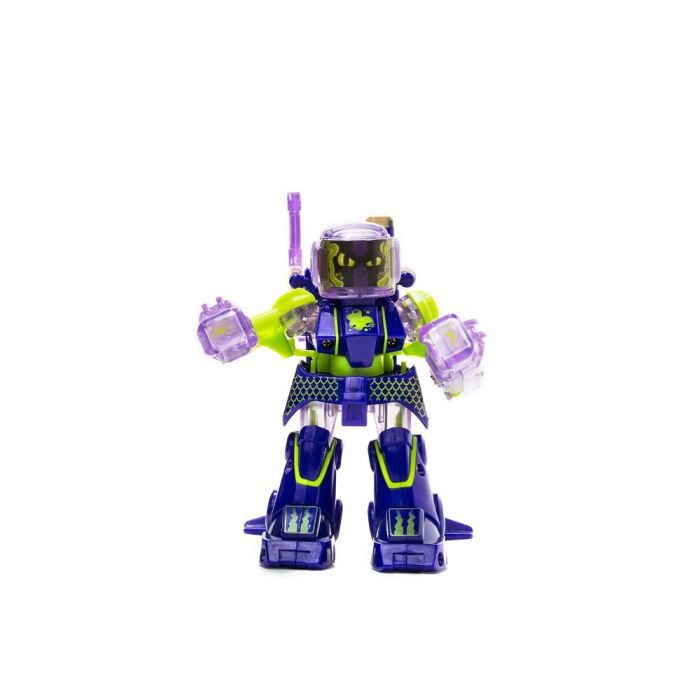 Coffret Simple Robot Battroborg Purple