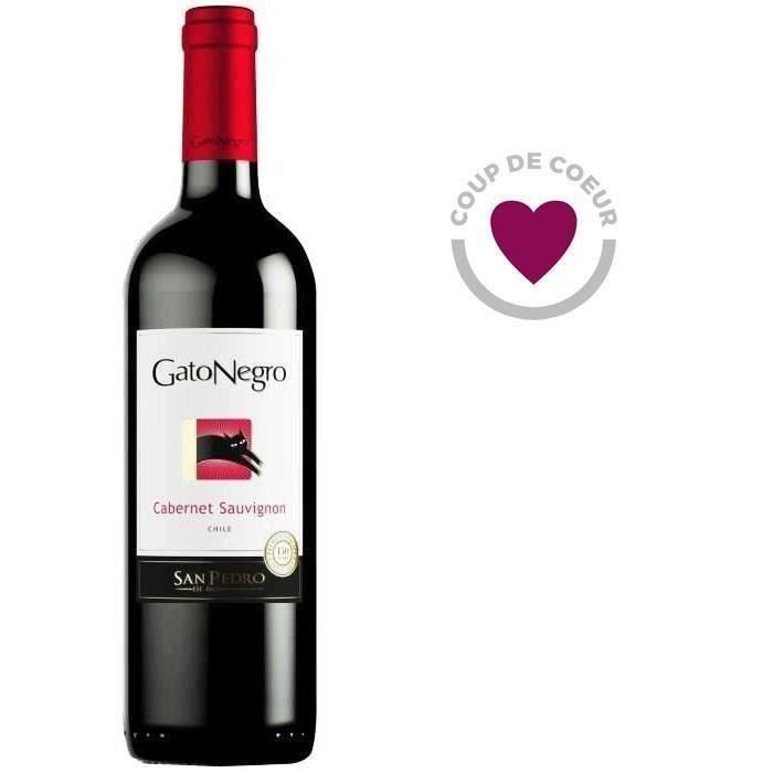 Gaton Negro Cabernet Sauvignon Vin rouge du Chili