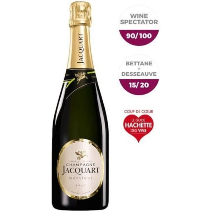 Champagne Jacquart Brut Mosaïque x1