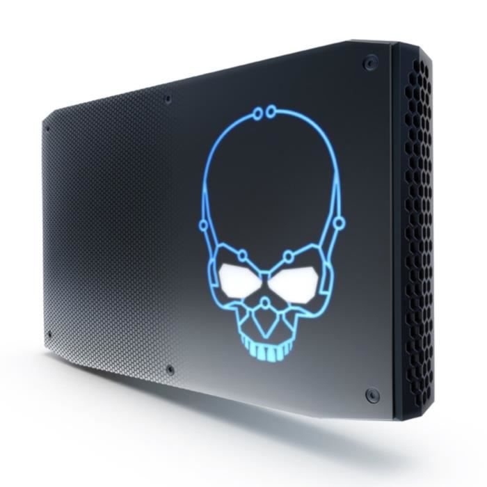 INTEL Mini PC Hades Canyon 512GB L10 - Noir