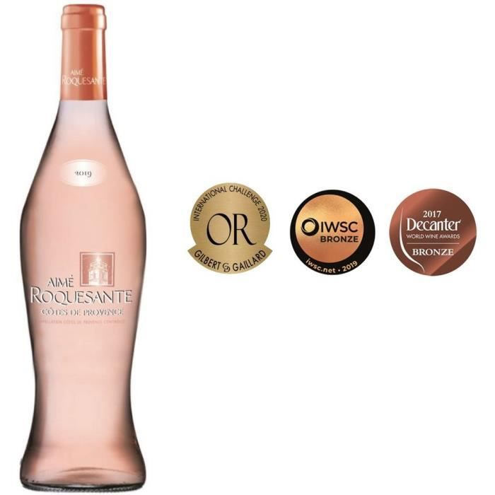 Aimé Roquesante 2019 Côtes de Provence - Vin rosé de Provence