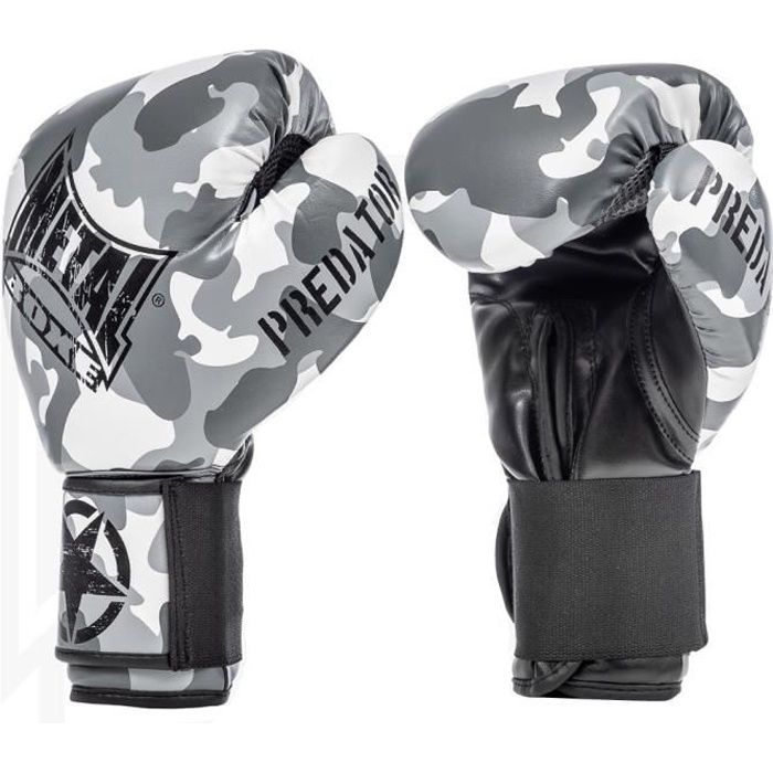 METAL BOXE Gants - Army
