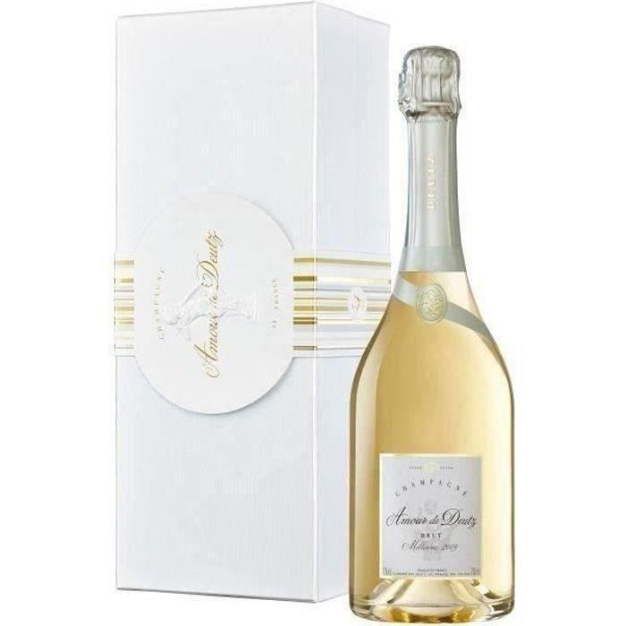 Champagne Deutz Amour Millésimé 2010 - 75 cl