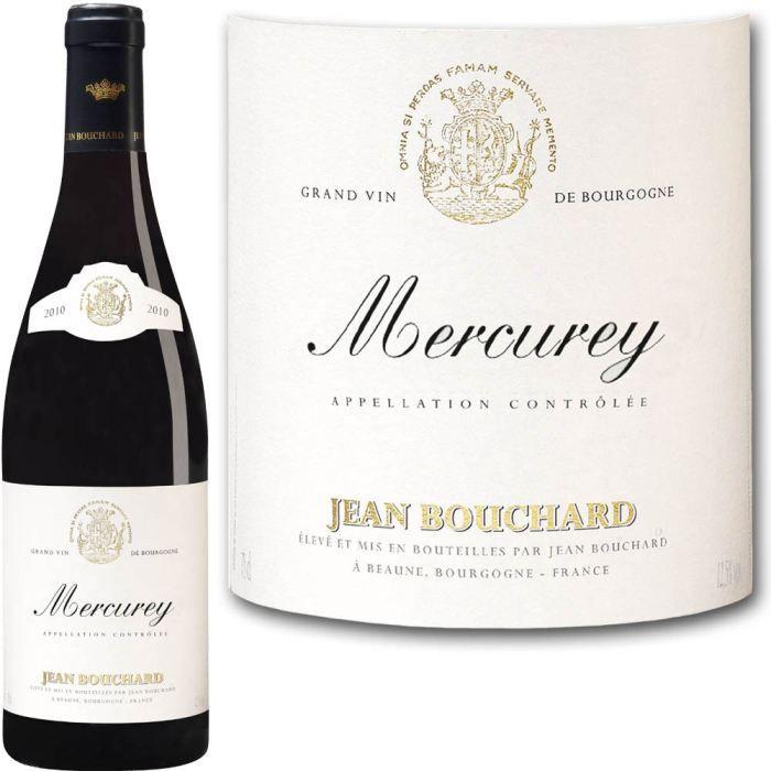 Mercurey Jean Bouchard 2015