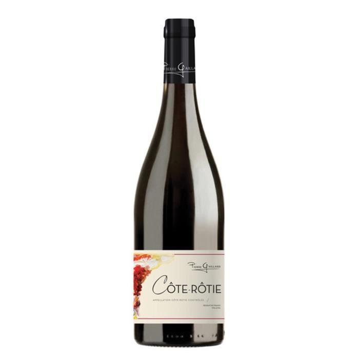 Pierre Gaillard 2018 Côte Rotie Vin Rouge de la Vallée du Rhône