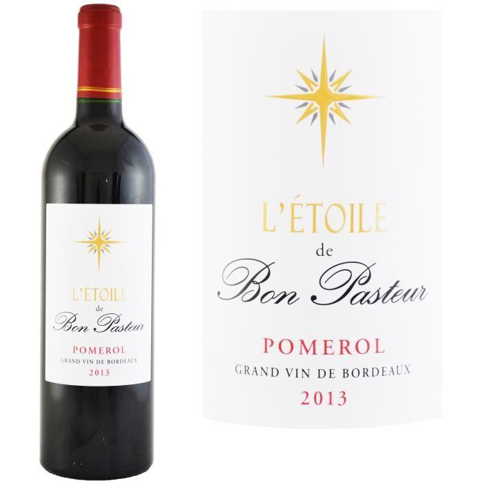 L 'Etoile du Bon Pasteur 2013 Pomerol - Vin rouge de Bordeaux
