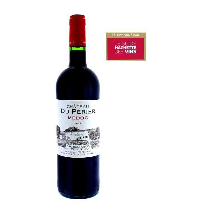 Château du Perier 2014 Médoc Cru Bourgeois - Vin rouge de Bordeaux