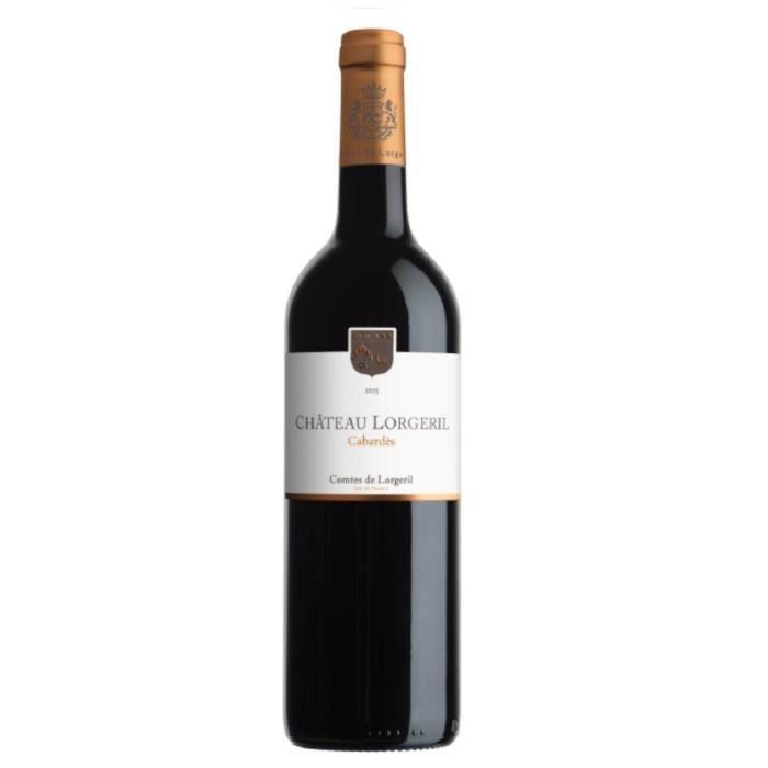 Château Lorgeril Grande Cuvée 2014 Cabardès - Vin rouge du Languedoc Roussillon