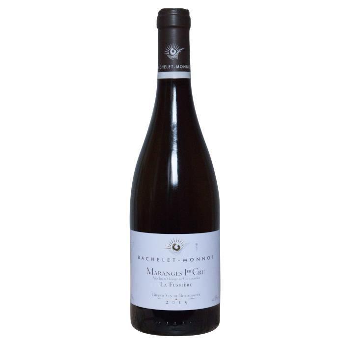 Bachelet-Monnot 2015 Maranges Premier Cru La Fussière - Vin blanc de Bourgogne