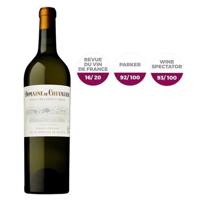 Domaine de Chevalier 2015 Pessac-Léognan - Vin blanc de Bordeaux