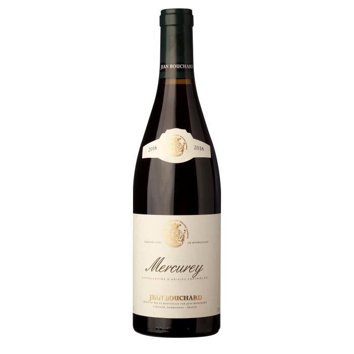 Jean Bouchard 2016 Mercurey Grand Vin Rouge de Bourgogne