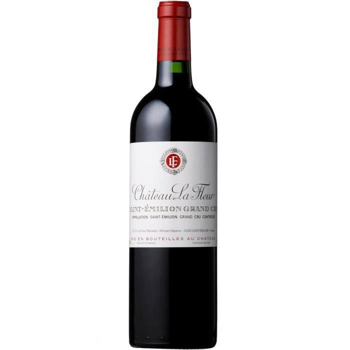 Château La Fleur 2015 Saint Emilion 2015 - Vin rouge de Bordeaux