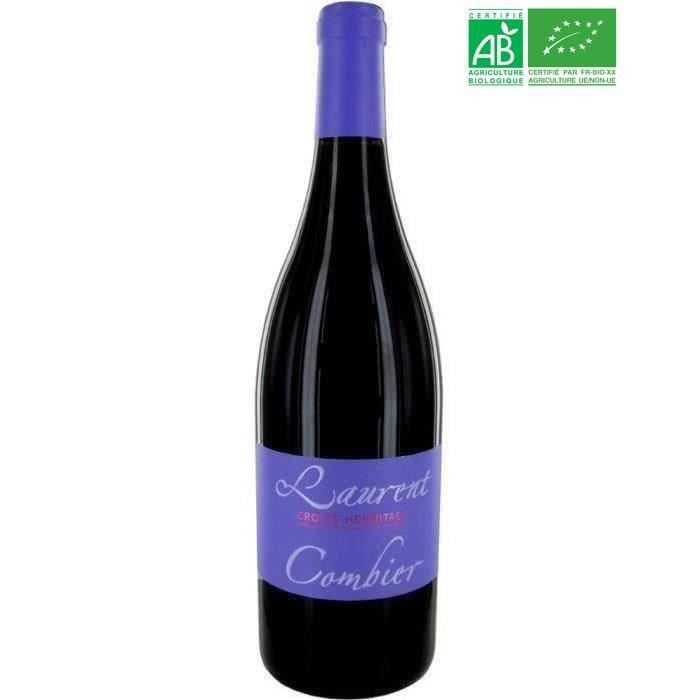 Domaine Combier Crozes Hermitage Cuvée L - Vin rouge des Côtes du Rhône - Bio