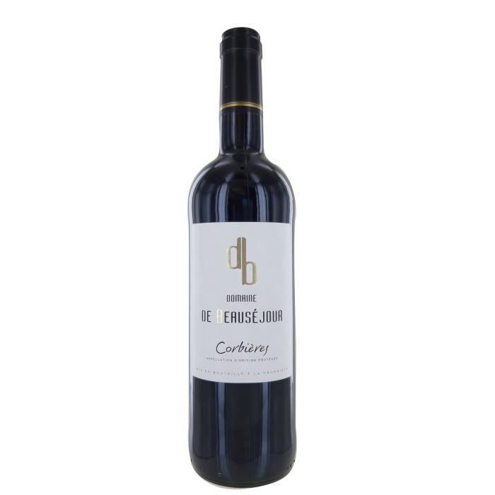 Domaine de Beauséjour 2016 Corbières - Vin Rouge du Languedoc-Roussillon