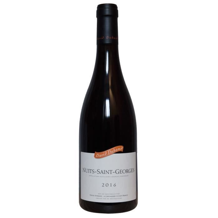 David Duband 2016 Nuits-Saint-Georges - Vin rouge de Bourgogne