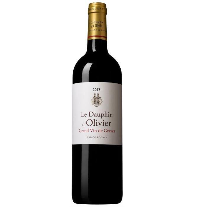 Dauphin d'Olivier 2016 Pessac-Léognan - Vin rouge de Bordeaux